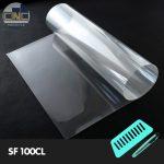 Phim an toàn CNC Window Film SF 100CL, trong suốt và bảo vệ kính