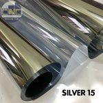 Phim cách nhiệt CNC Silver 15 chuyên dụng cho văn phòng công ty